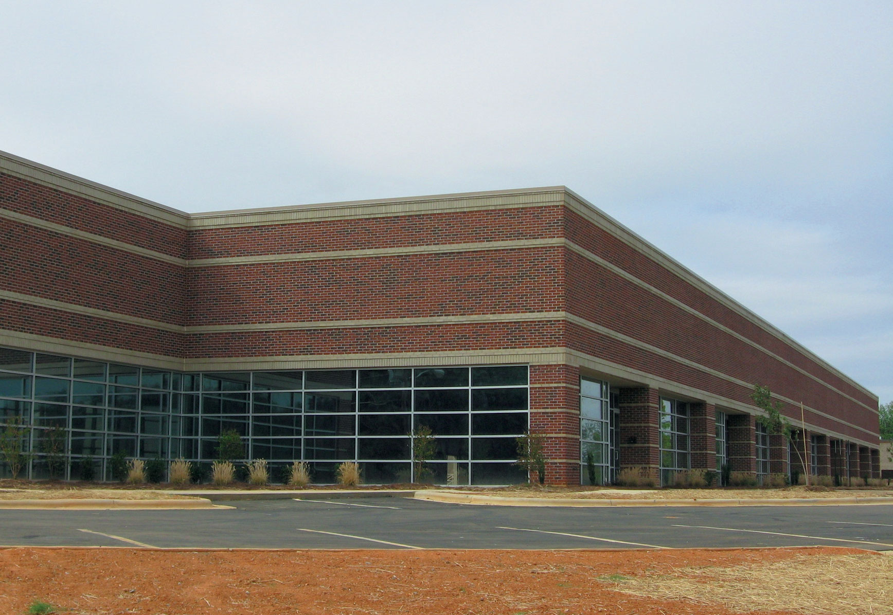 CAROLINA CENTRAL INDUSTRIAL CENTER