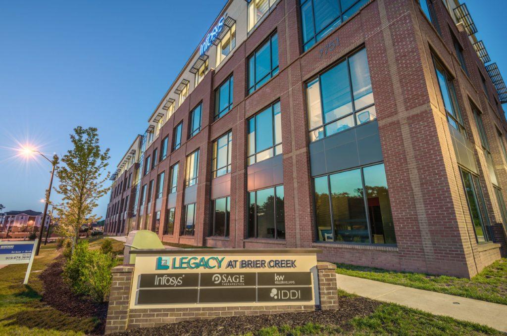 legacy at brier creek heritage properties inc